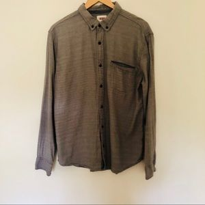 Levi's Long Sleeve Button Down